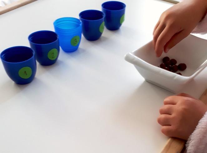 Aprender números infantil