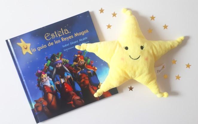 Estela la guía de los Reyes Magos