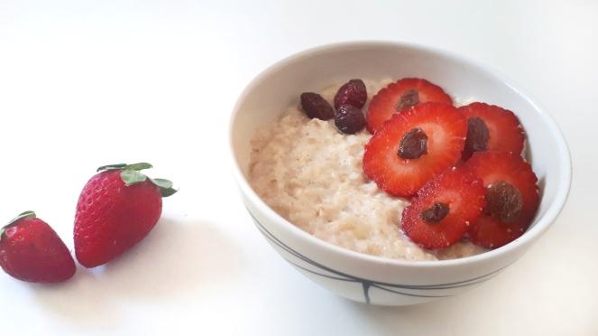 receta porridge