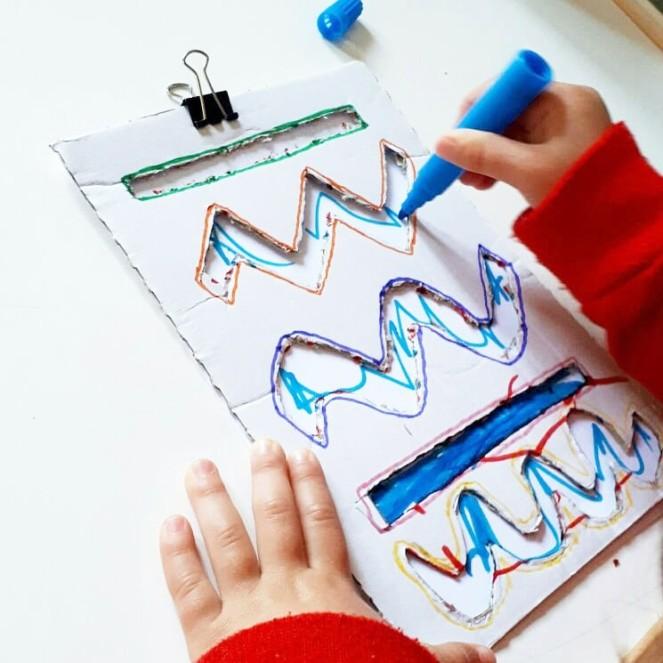 grafomotricidad niños